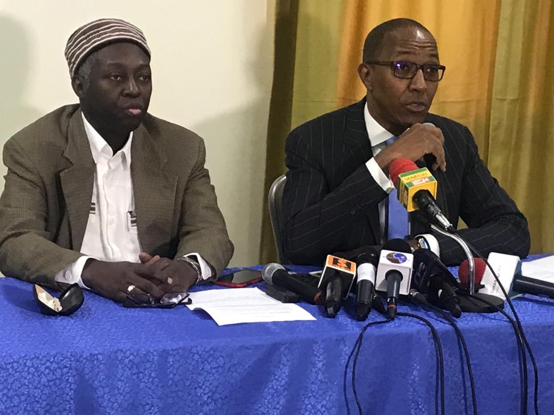 """Dernière minute - Abdoul Mbaye et Mamadou lamine Diallo """"Tekki"""" rejoignent Idrissa Seck"""