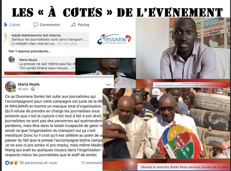 """Vidéo - Deuxième numéro de votre rubrique """"Les à-côtésde la campagne électorale"""""""