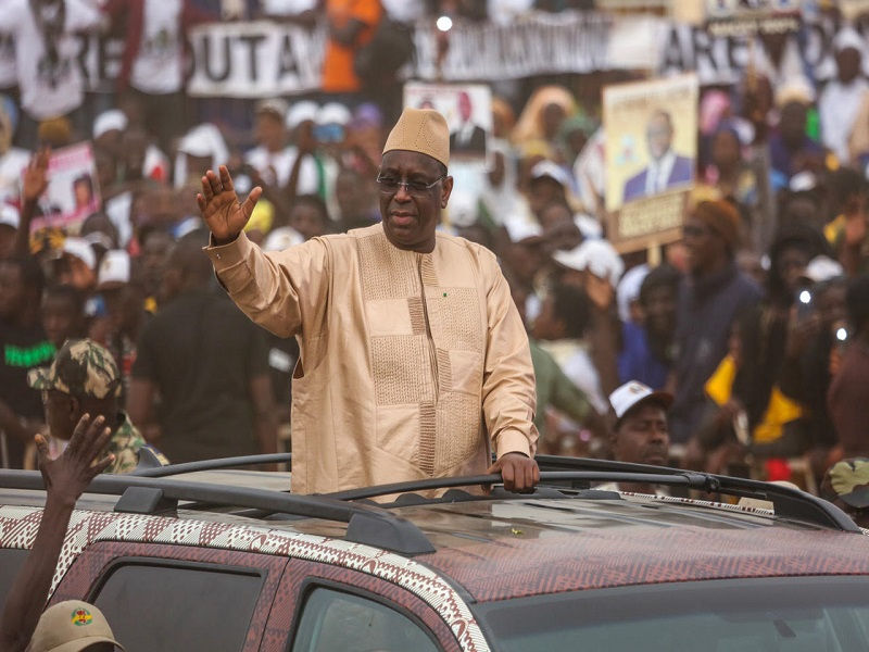 Axe Richard Toll-Dagana  : Macky Sall promet l'émergence économique de cette zone