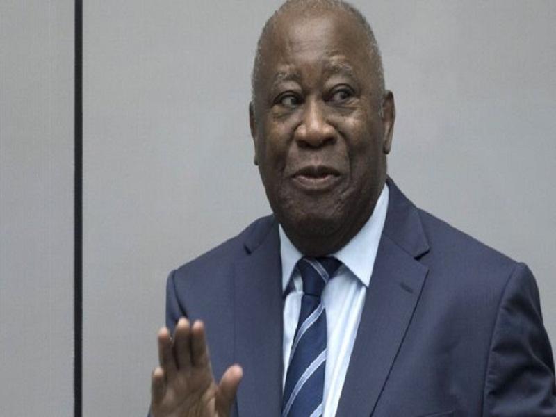Laurent Gbagbo en liberté conditionnelle en Belgique