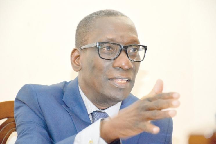 """Mamadou Diop """"Decroix"""" lâche Wade pour soutenir Idy"""