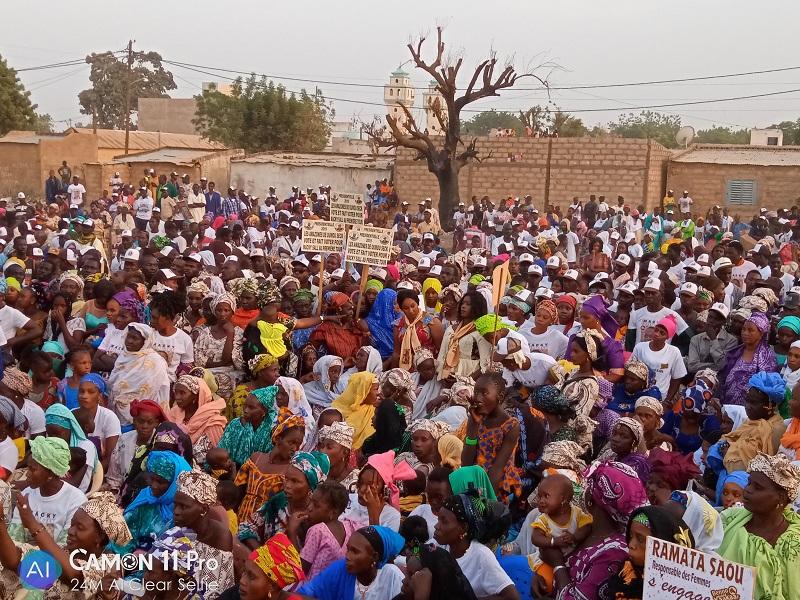 Campagne 2019 : Macky Sall promet la construction de l'axe Goudiry-Tambacounda, Goudiry-Kidira