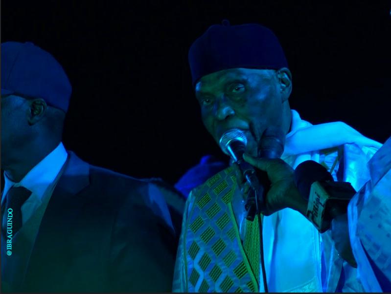 Revivez en intégralité discours du président Abdoulaye Wade