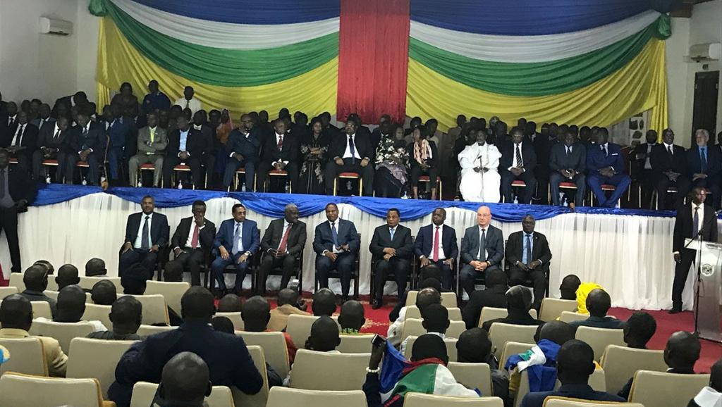 Accord de paix en RCA: les principaux points à retenir