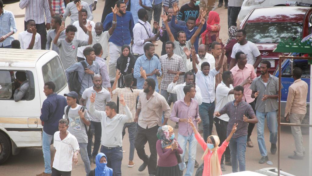 Manifestations au Soudan: l'opposition en appelle à la communauté internationale
