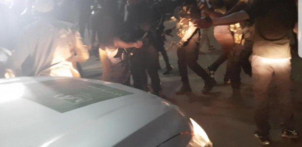PHOTOS -Télescopage Macky et Issa Sall à Kolda a créé une vive tension: le pire évité de justesse