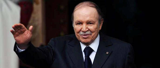 Algérie: le président Abdelaziz Bouteflika ( 81ans ) candidat à un 5e mandat