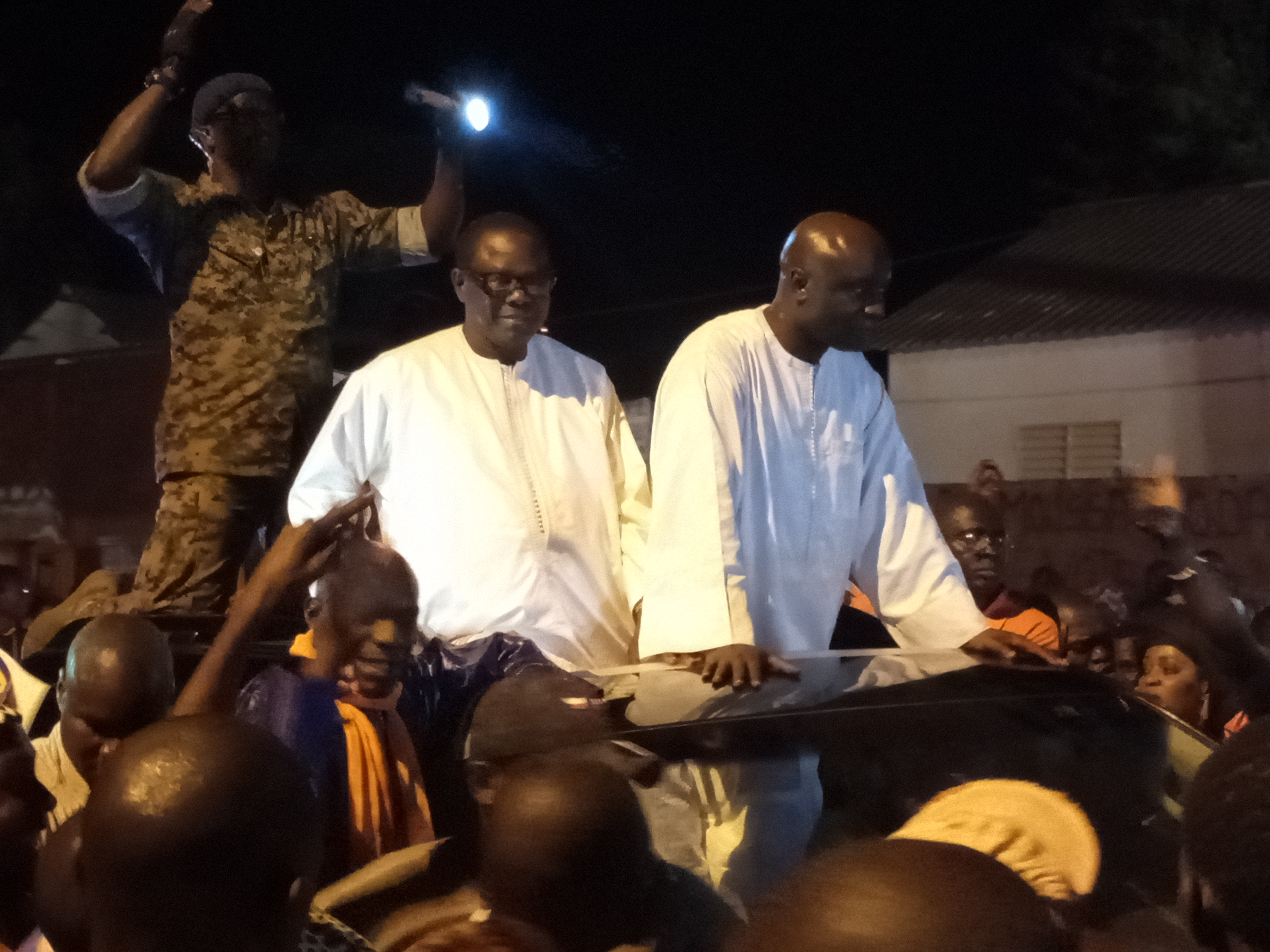A Kolda, Idrissa Seck dévoile sa politique sur l'environnement