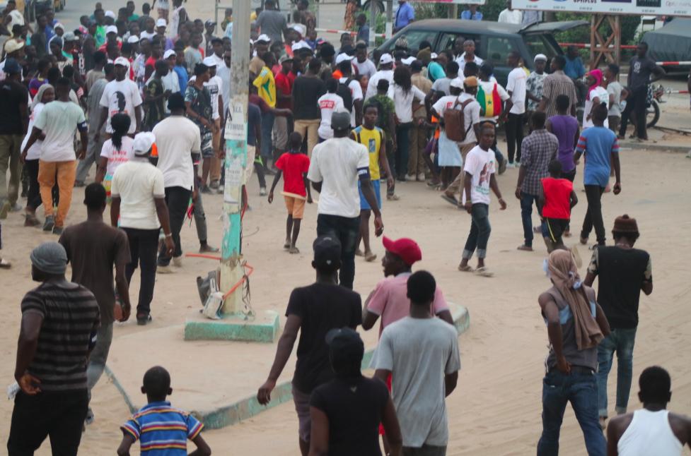 Dernière minute - Affrontements partisans PUR-BBY : Ibou Diop, mortellement poignardé