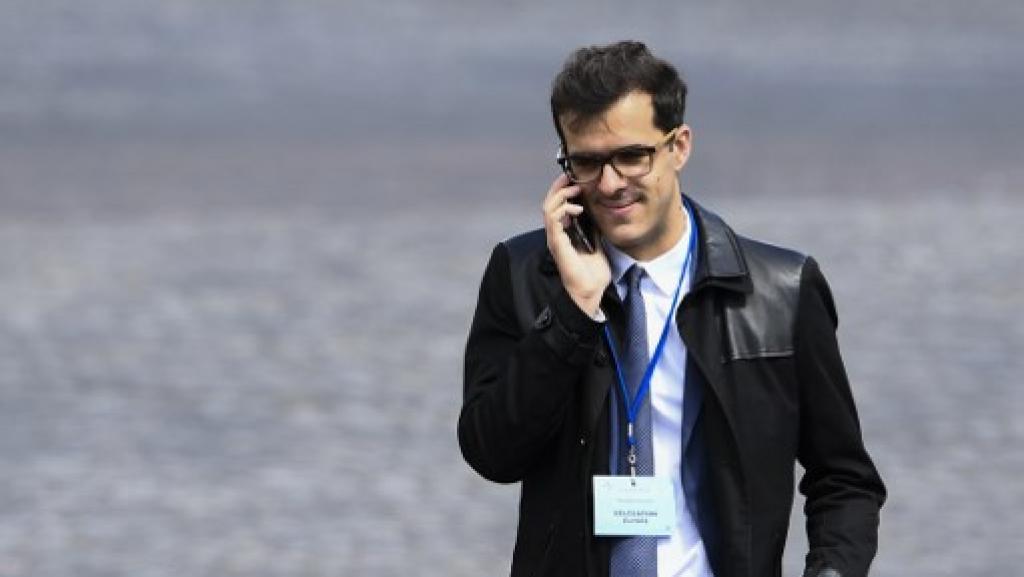 France: démission d'Ismaël Emelien, conseiller spécial de Macron