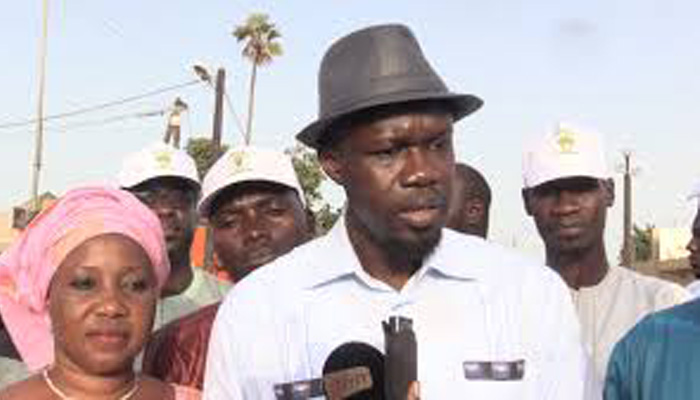 Campagne électorale : la diaspora mobilise 65 millions de F Cfa pour Ousmane Sonko