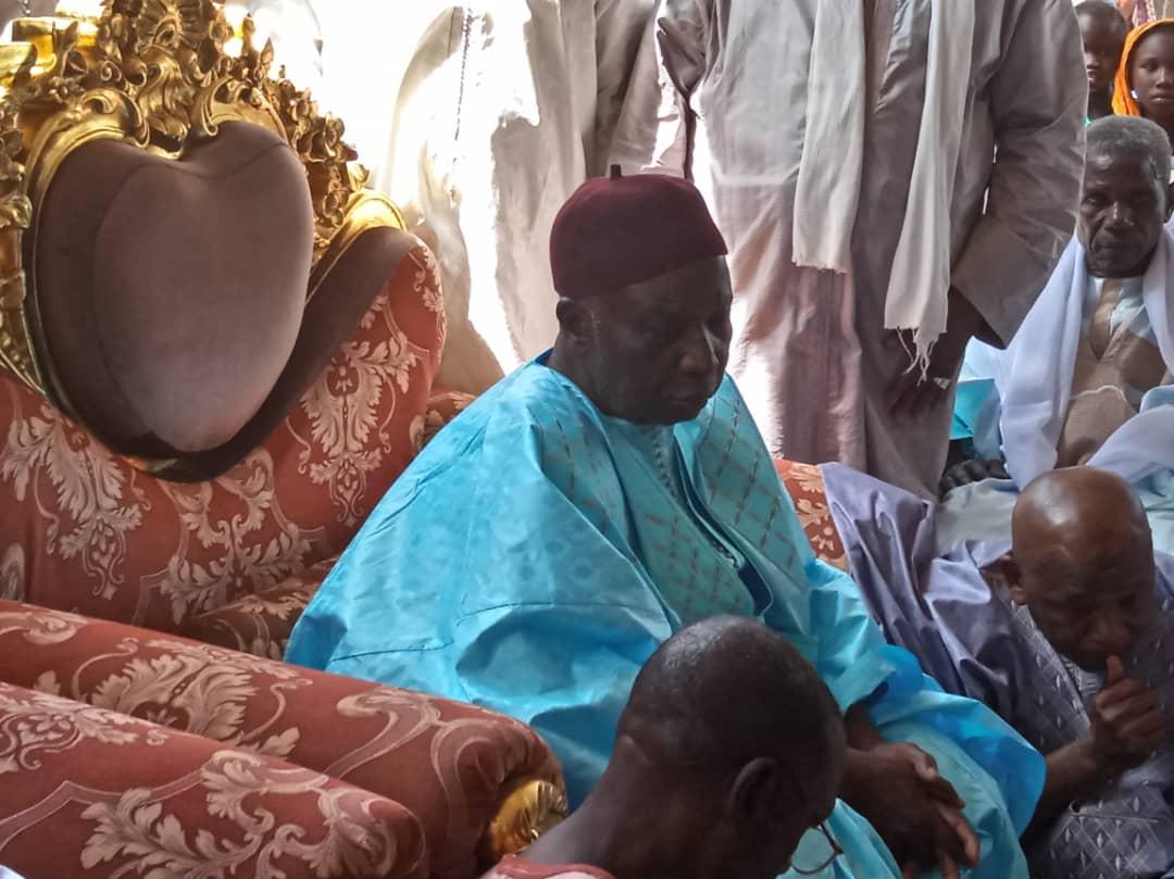 A Madina Souané, Idrissa a rencontré le marabout de Paul Biya, Adama Barrow et Nino Vieira