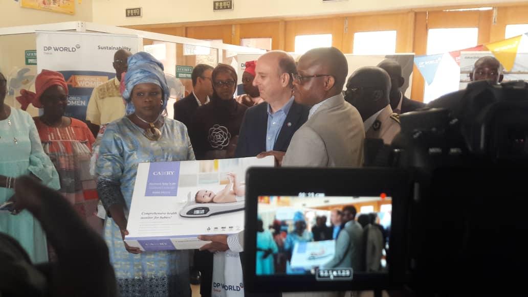 L'Hôpital pour enfants de Diamniadio a reçu un lot d'équipements de plus de 50 millions