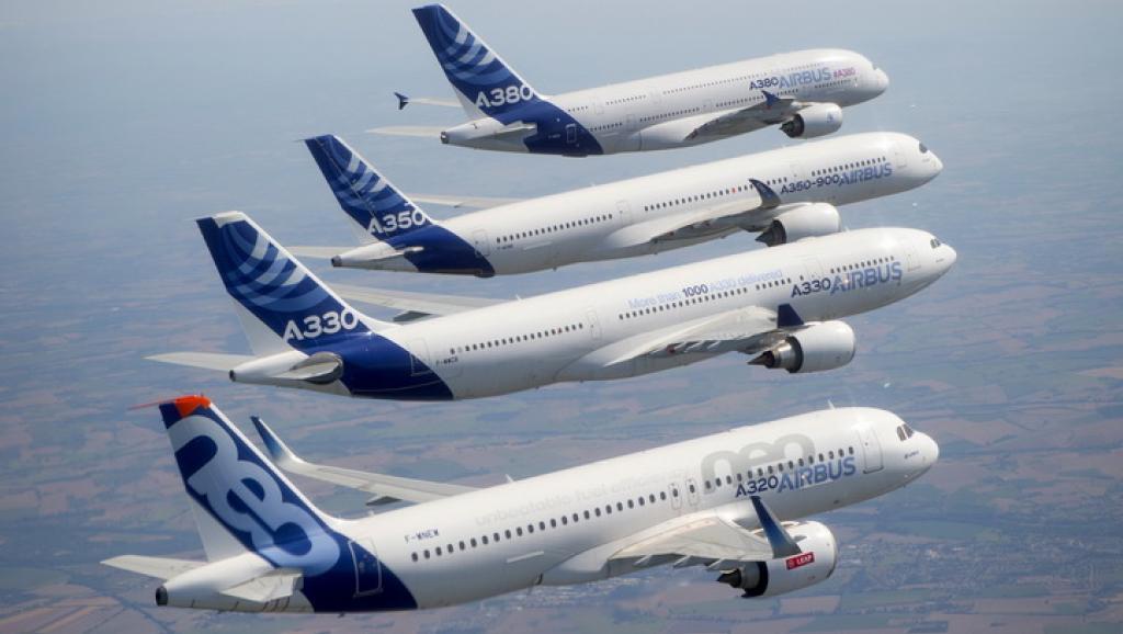 Airbus annonce la fin de la production de son géant des airs, l'A380