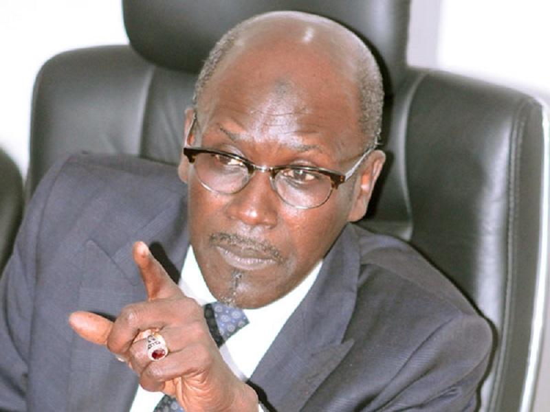 Seydou Guèye met Wade en garde: «l'autorité ne tolérera pas»