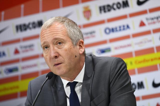 Monaco vire son vice-président Vadim Vasilyef