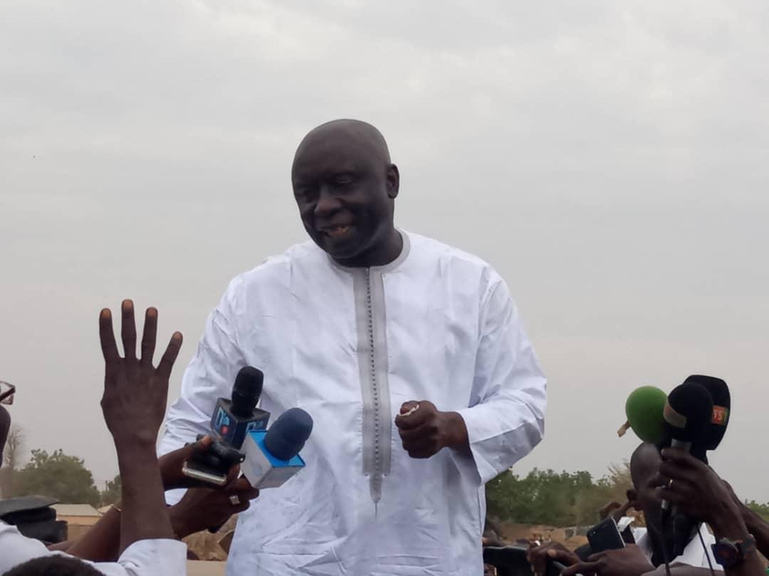 Axe Tamba-Bakel: Idy charme des électeurs pour avoir pris la route (REPORTAGE)