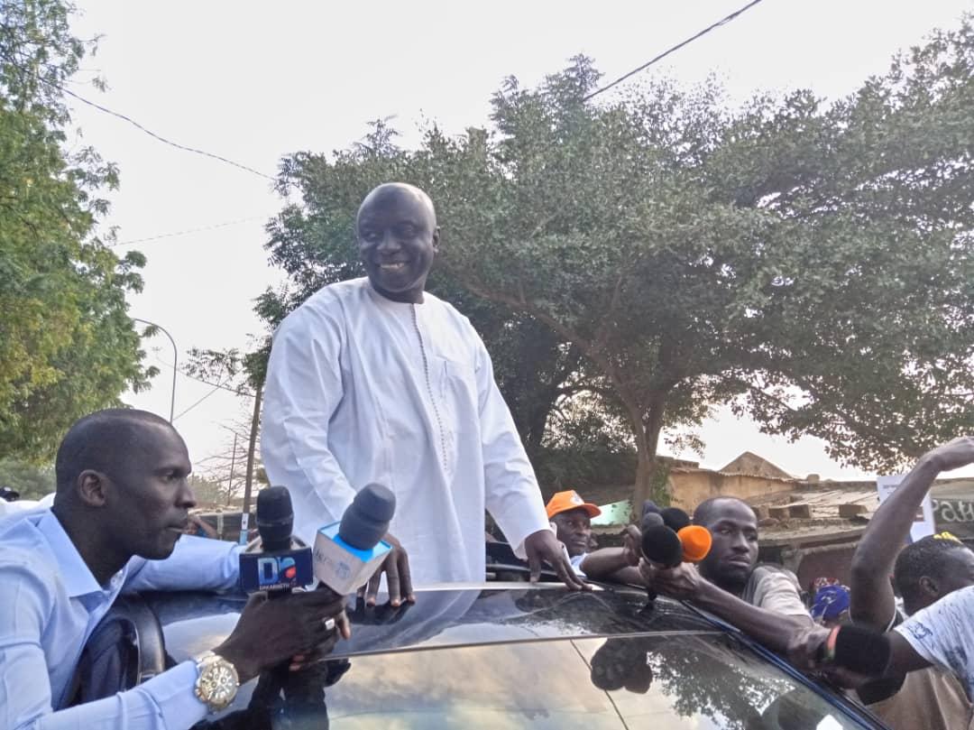 Saint-Louis: Idy favorable à une coopération avec la Mauritanie