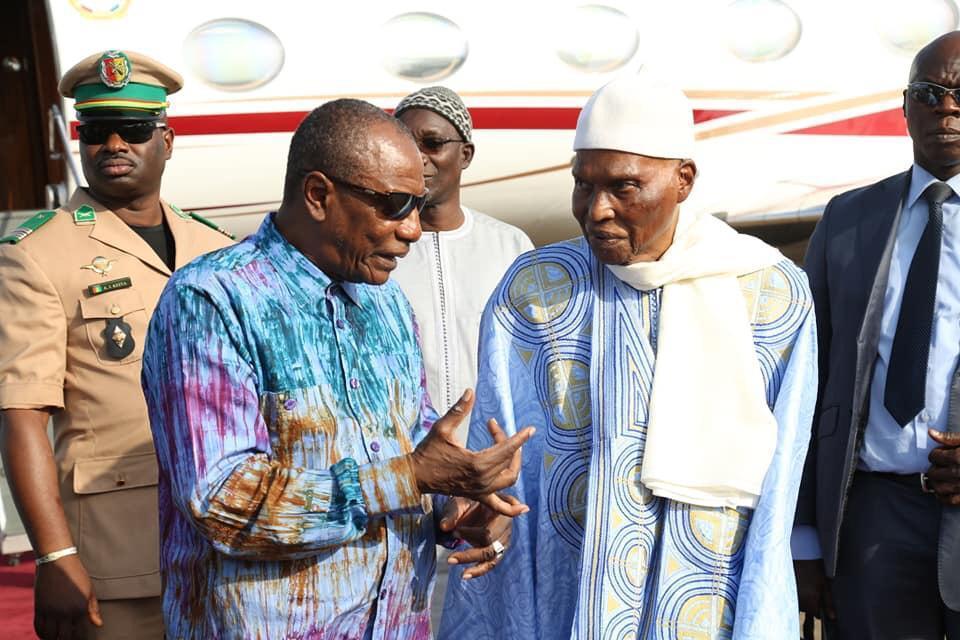 Rencontre à trois à Conakry entre Wade - Alpha Condé et Hollande: Que risque Macky?