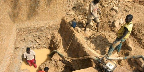 La production du diamant en baisse en Centrafrique