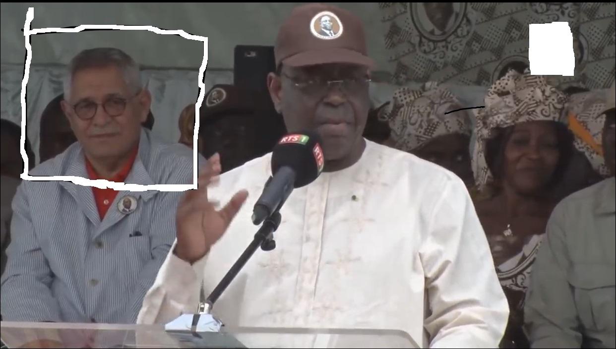 """Présence de Robert Bourgi aux meetings de Macky: Les entourages du Président et de Baldé se rejettent la """"gaffe"""""""