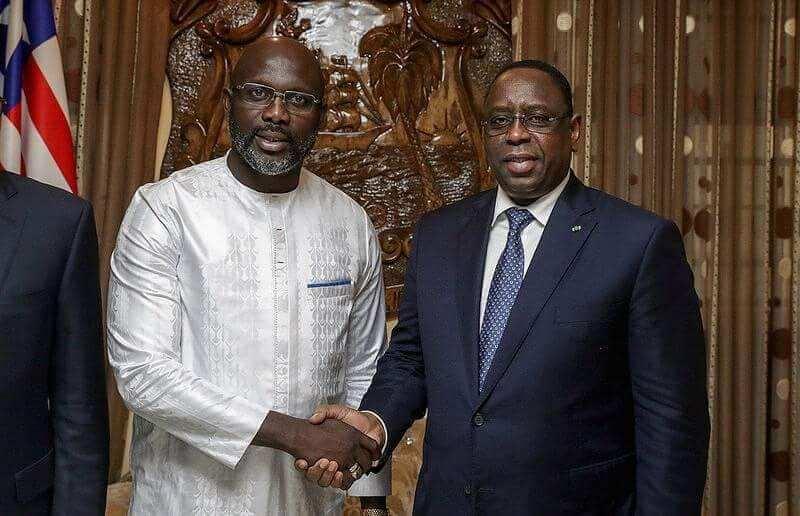 Un contrat de pêche signé entre Macky et Weah fait grand bruit au Libéria