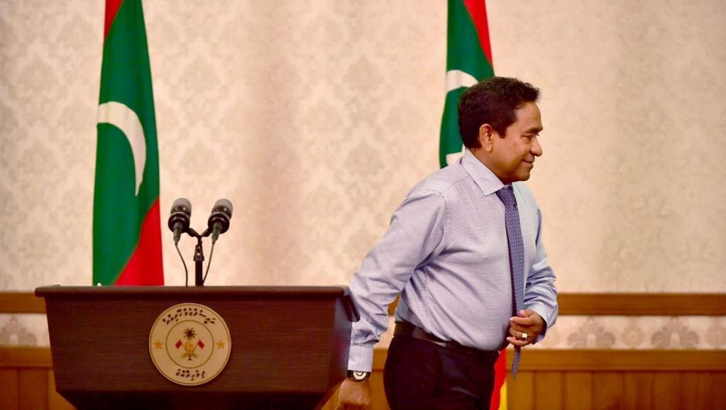 Maldives: arrestation de l'ex-président Abdulla Yameen pour blanchiment d'argent