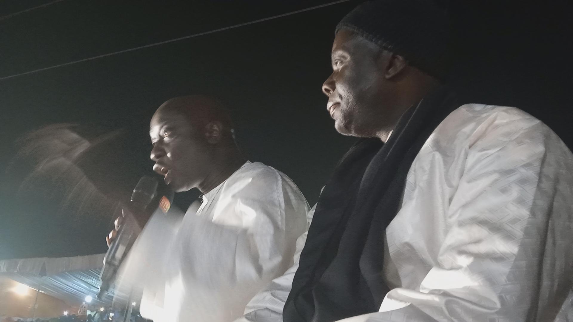 Mbacké : Idrissa Seck s'engage sur les travaux de l'Université de Touba