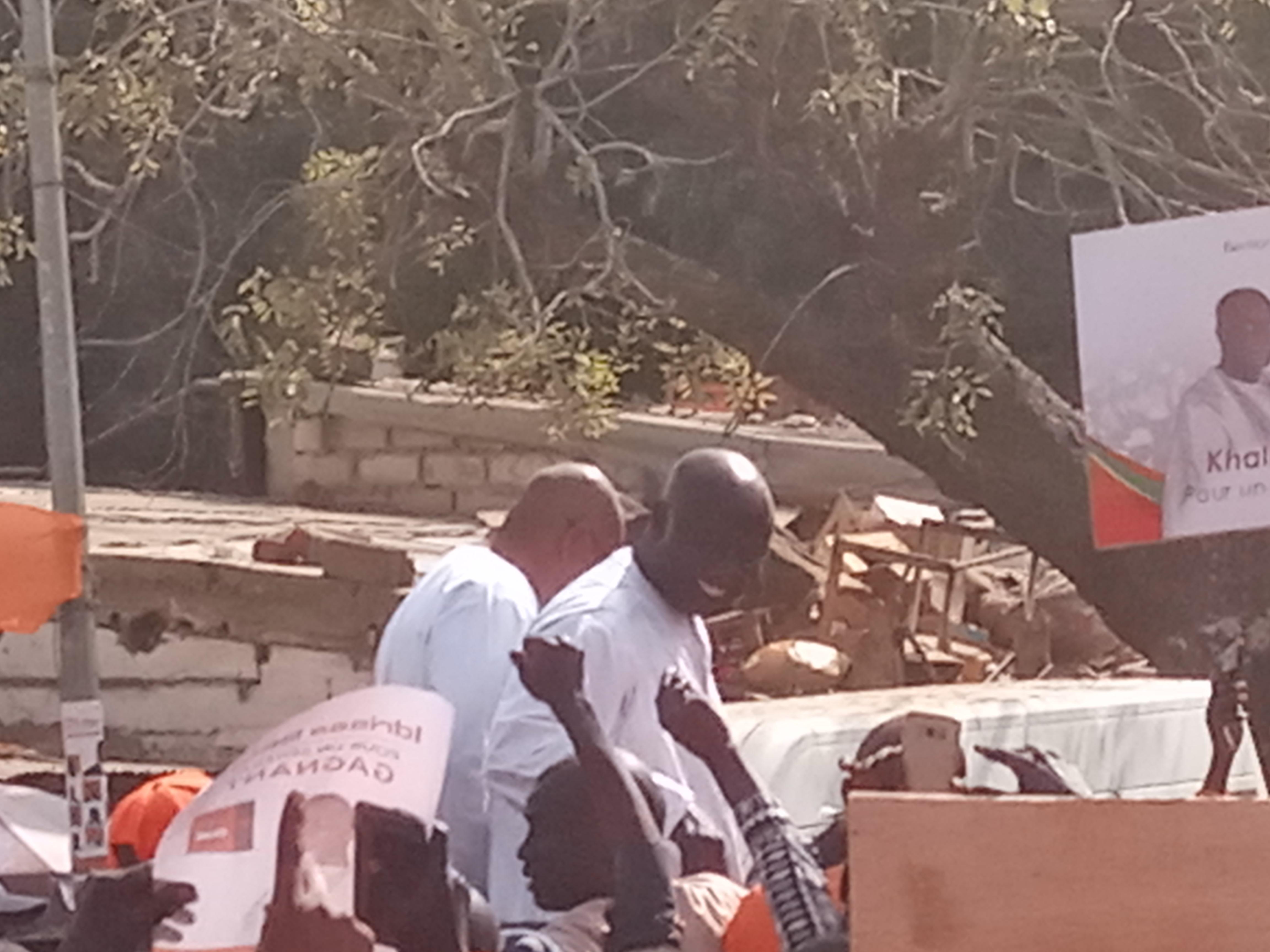 A Tivaouane, Idrissa Seck revient sur la situation des chauffeurs, enseignants et étudiants
