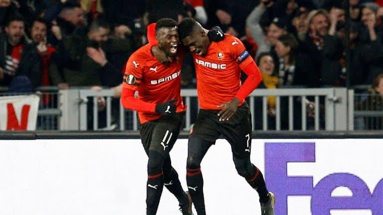LIGUE EUROPA : Sarr et Niang titulaires avec Rennes