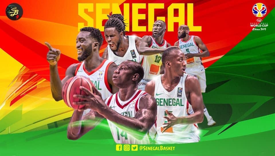 Le Sénégal qualifié au Mondial Basket de 2019 en battant le Rwanda