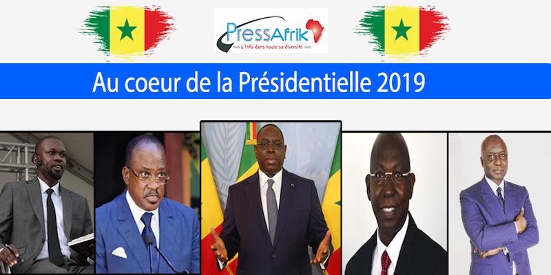 Présidentielle 2019 : Aucun candidat ne votera à Dakar
