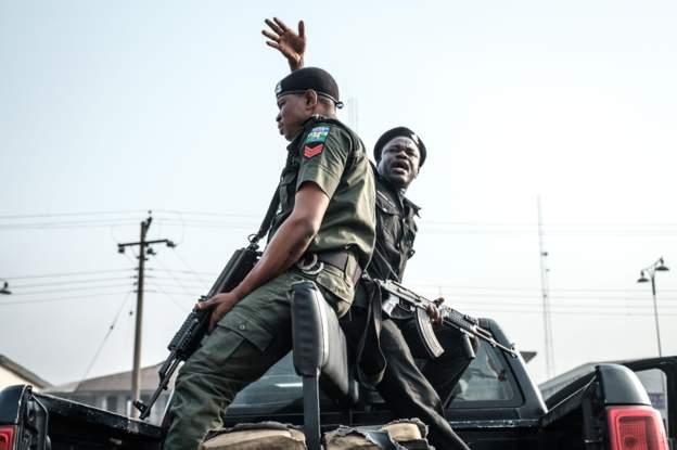 Election au Nigeria : deux personnes arrêtées à Lagos