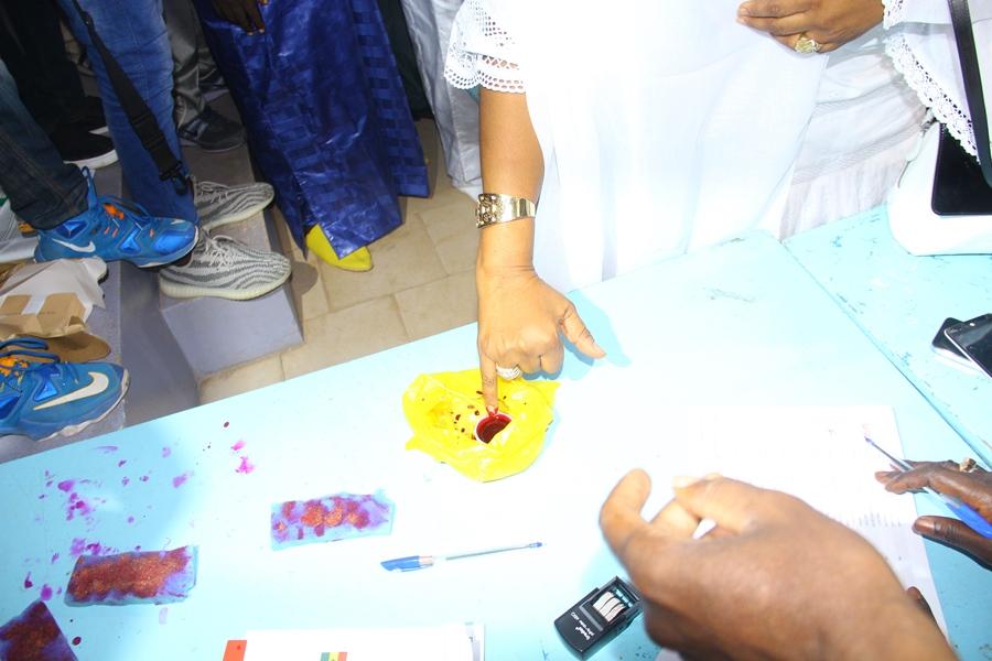 #Scrutin24Fevrier2019: les candidats loin de Dakar