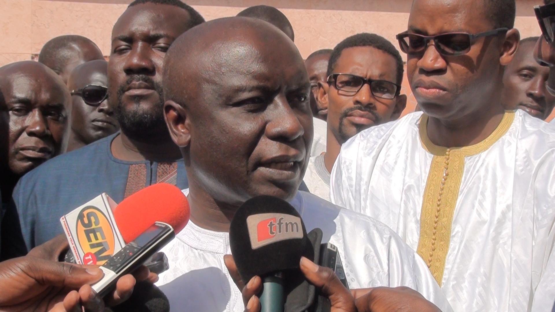 #Scrutin24février2019 : Idrissa Seck appelle les Sénégalais au calme et à la sérénité après son vote