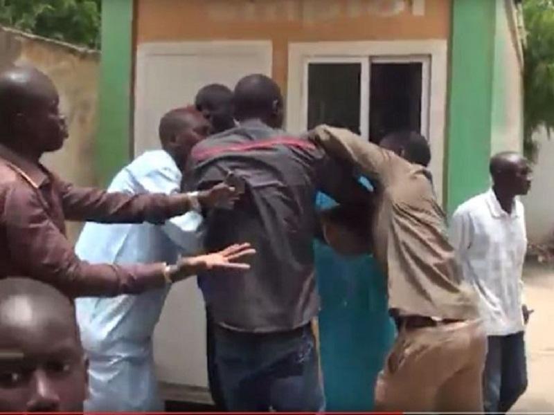 #Scrutin24février-Bagarre entre Bby et Idy2019 à Thiès : le centre Cheikh Ibra Fall vidé de son monde