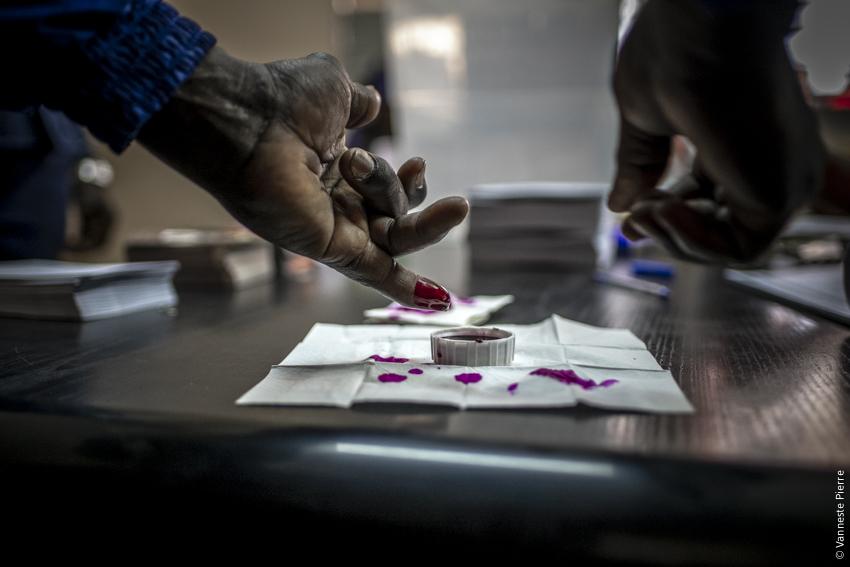 Présidentielle sénégalaise: l'électorat dakarois était divisé ce dimanche matin