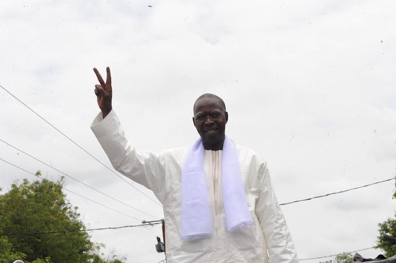 Le Premier ministre Boun Abdallah Dionne annonce une victoire de Macky avec 57%