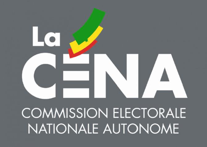 #Scrutin24février2019 : la CENA défend tout candidat d'annoncer des résultats