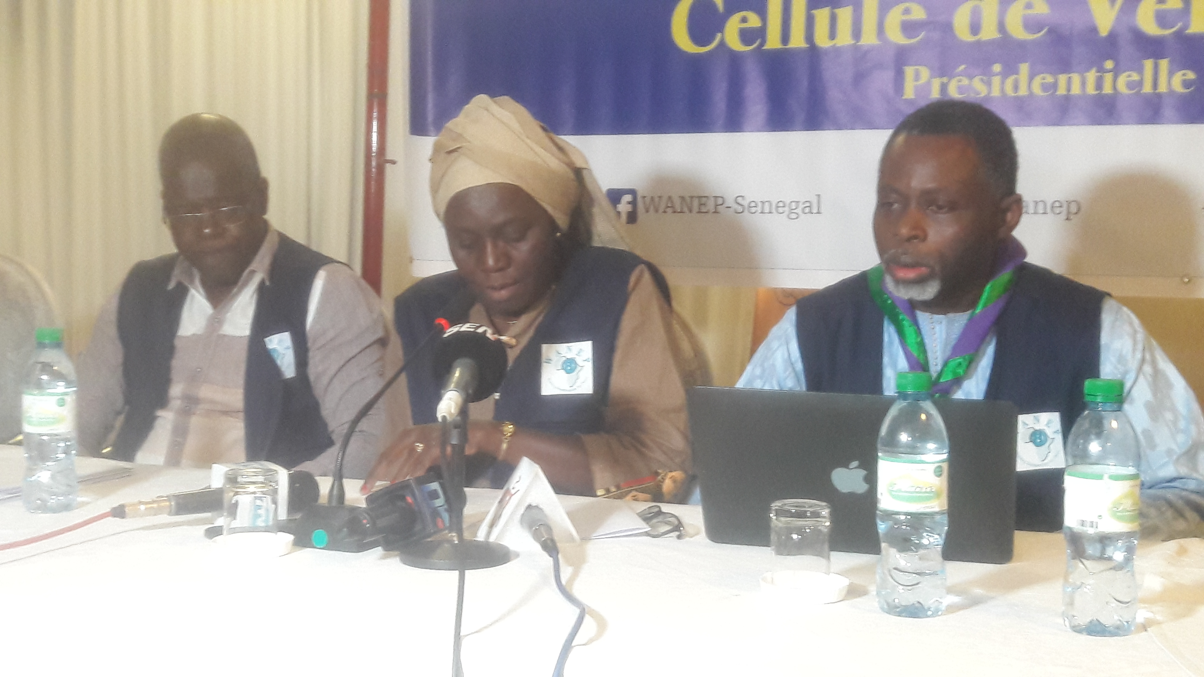 La cellule de veille électorale Wanep exhorte la CENA et le CNRA à stopper les déclarations des uns et des autres