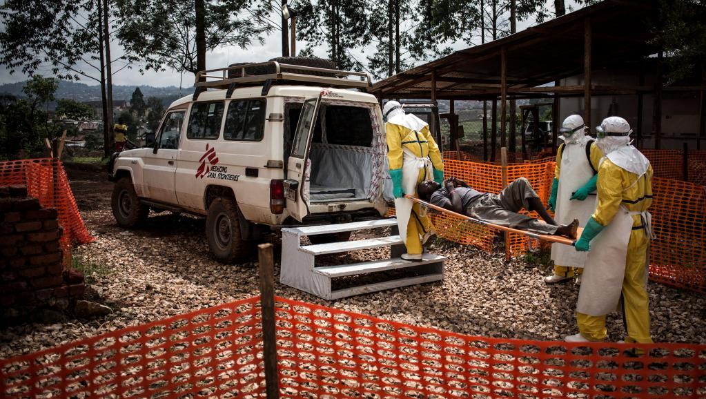 RDC: à Katwa, un centre de traitement Ebola incendié