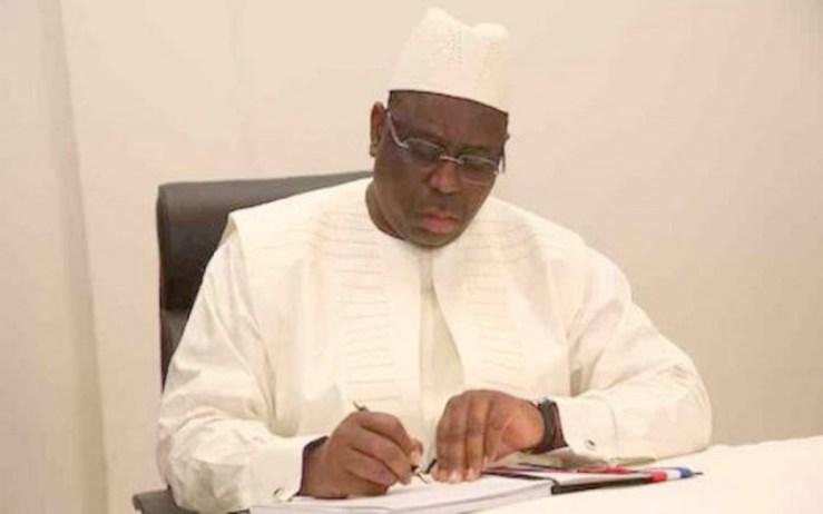 """Conseil des ministres: les trois projets de loi """"promulgués"""" par le Président Macky Sall ce mercredi"""
