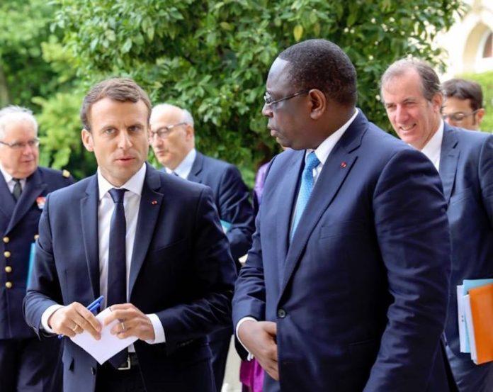 Présidentielle 2019 : Emmanuel Macron félicite le peuple Sénégalais