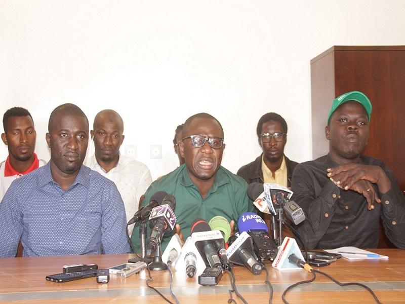 Arrestations du Colonel Kébé et Cie : les jeunes de l'opposition du Sénégal donnent un ultimatum à Macky