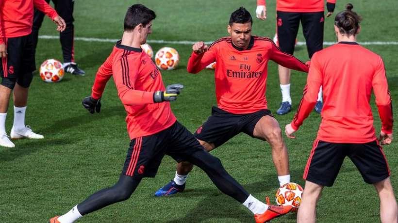 LdC :Real Madrid - Ajax Amsterdam , les compos probables