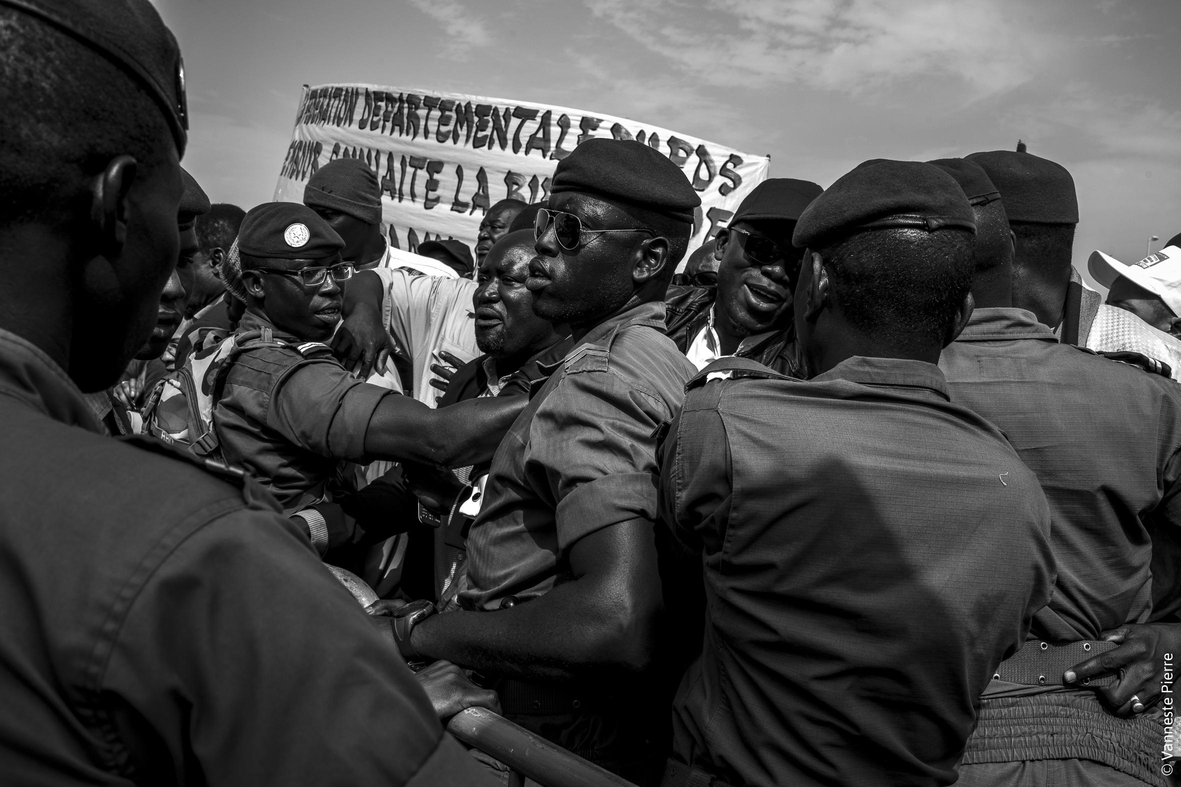 URGENT - Le juge prononce la libération des jeunes et femmes de l'opposition arrêtés
