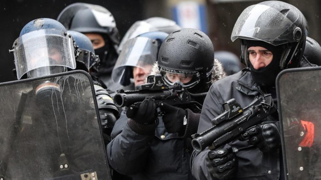 «Gilets jaunes»: l'ONU demande une enquête sur «l'usage excessif de la force»