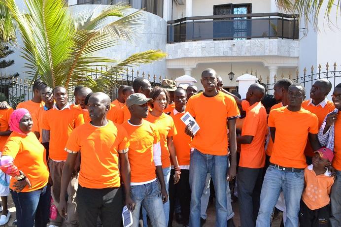 Thiès : les militants du parti Rewmi libérés