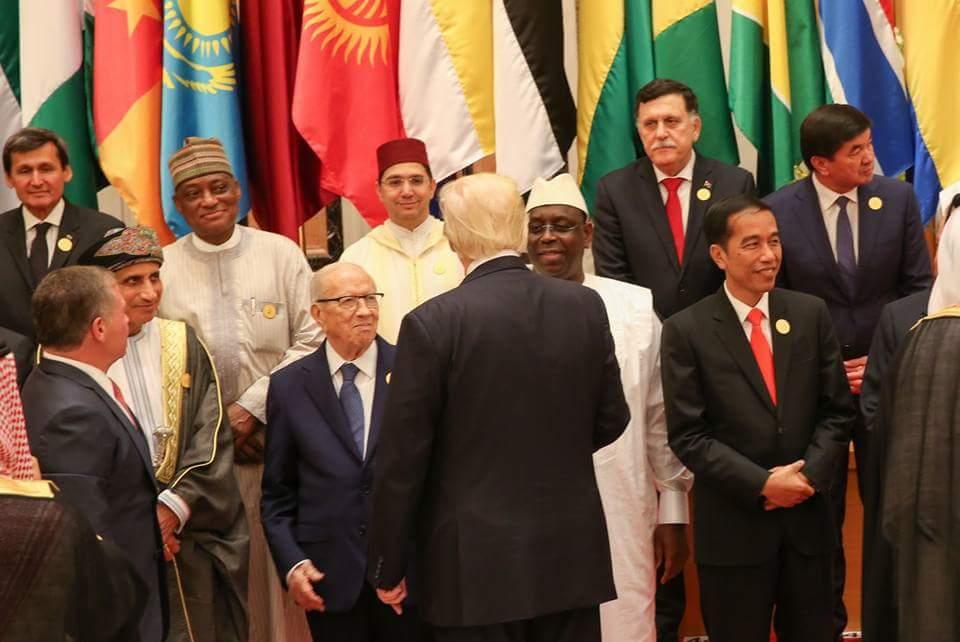 Donald Trump a envoyé sa lettre de félicitation à Macky Sall