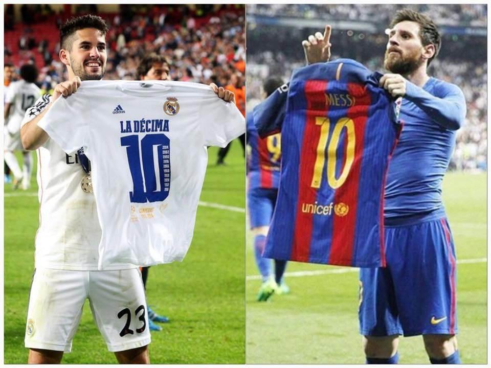 Coup de tonnerre au Réal ! Isco a annoncé son arrivée au Barca à Messi (média catalan)